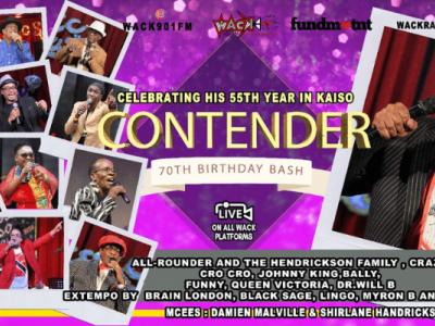 Contender Celebrates