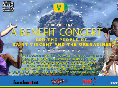 TUCO presents  A Benefit Concert for St. Vincent & the Grenadines