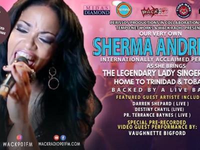 Legendary Lady Singer Series - Sherma Andrews