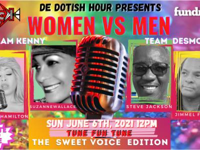 De Dotish Hr presents Women Vs Men