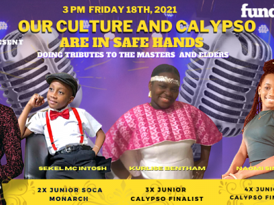WACK & T. O'Connor present Our Culture and Calypso are in Safe Hands