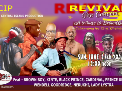 South Central Island Production presents REVIVAL THE CONCERT3