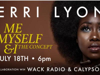 Calypso Fest ftTerri Lyons - Me, Myself & I, The Concept