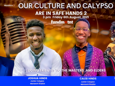 WACK & T. O'Connor present Our Culture and Calypso are in Safe Hands 2