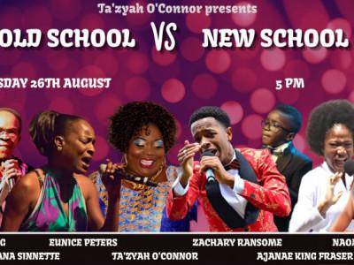 Ta'zyah O'Connor presents Old School  vs New School