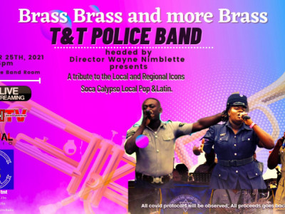 Brass, Brass and more Brass - T&T Police Band