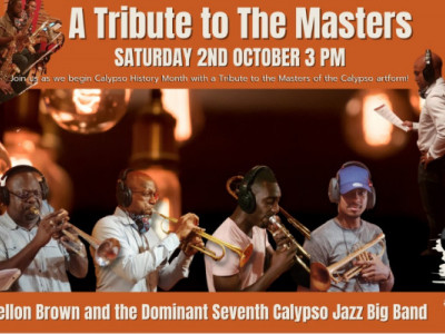 A Tribute to the Masters with Rellon Brown & Dominant Seventh