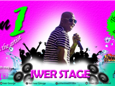 Iwer Stage (one on one with the artists)