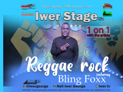 Iwer Stage (bling foxx)