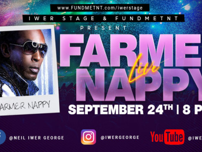 Iwer Stage: Farmer Nappy