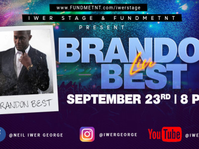 Iwer Stage: Brandon Best