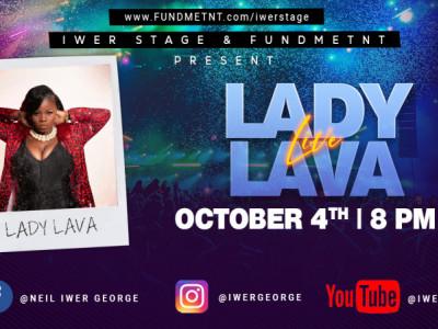 Iwer Stage: Lady Lava
