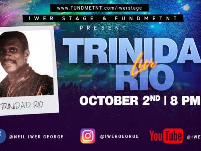 Iwer Stage: Trinidad Rio