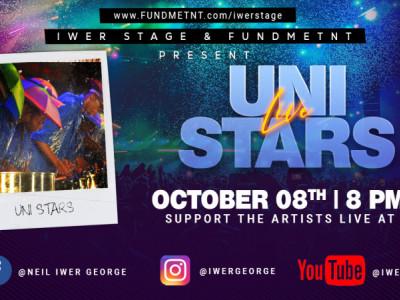 Iwer Stage: Uni Stars