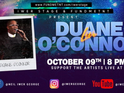 Iwer Stage: Duane O'Connor