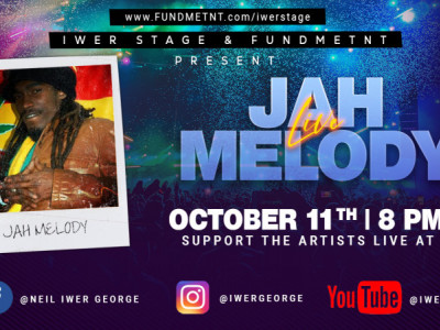 Iwer Stage: Jah Melody