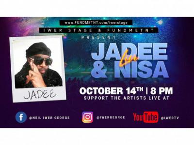 Iwer Stage (Jadee and Nisa)