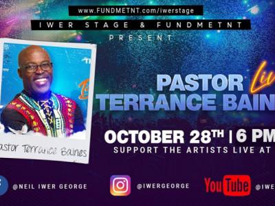 Iwer Stage (pastor terrance baynes)