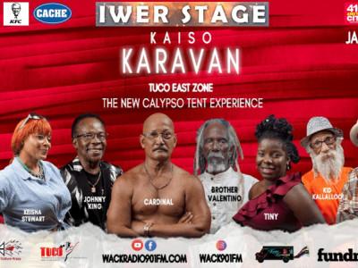 Iwer Stage (Kaiso Karavan)
