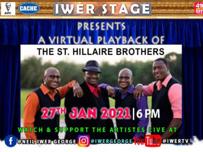 Iwer Stage (The St.Hillaire Brothers)