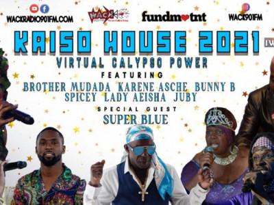 Iwer Stage ( Kaiso House 2021 Virtual Calypso Power)