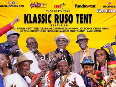 Iwer Stage ( Tuco North Zone Klassic Ruso Tent)