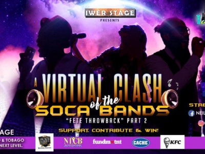 Iwer Stage (Virtual Clash of The Soca Bands Fete Throwback Part 2)