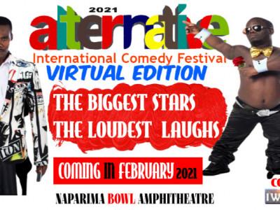 Iwer Stage (Alternative Comedy International Virtual Comedy Festival)