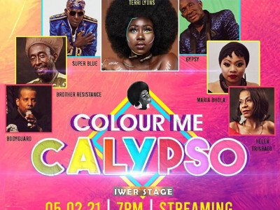 Iwer Stage (Colour Me Calypso)