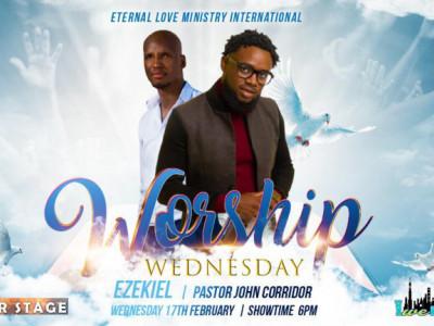 Iwer Stage (Eternal Love Ministry International)