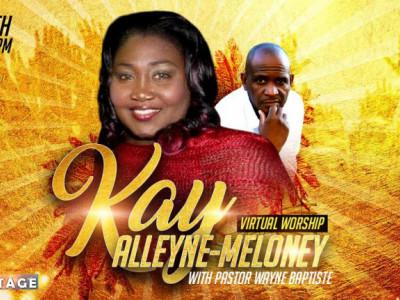 Iwer Stage ( Kay Alleyne-Meloney)