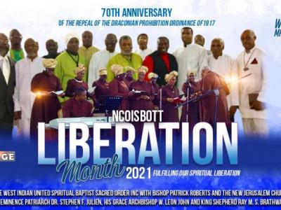 Iwer Stage (NCOISBOTT Liberation Month)