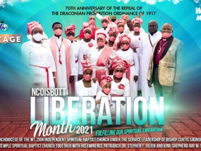 Iwer Stage (NCOISBOTT Liberation Month March 24, 2021)