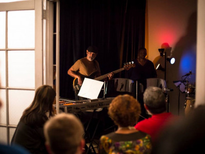 Christmas at the studio. Contributions for the the EJC Jazz Studio's Christmas 2020 presentation