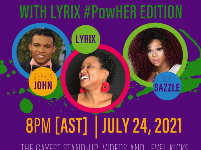 Jokey with Lyrix #powHER Edition