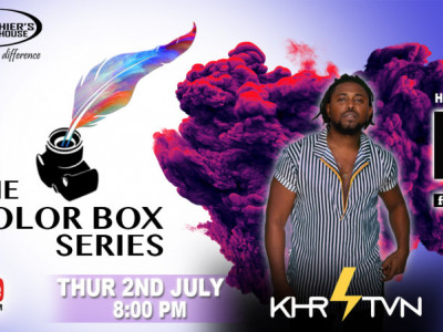 The Color Box Series Featuring Khrstvn