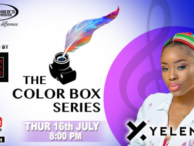 The Color Box Featuring YELENA