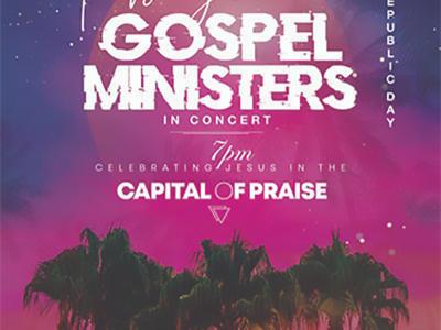 Tobago Gospel Ministers in Concert