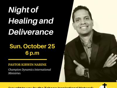 Night of Healing and Deliverance