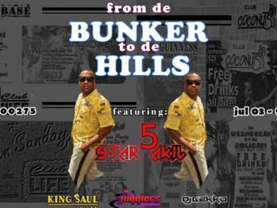 From de BUNKER to de HILLS