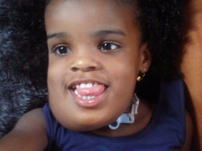 Help make a brighter future for her...