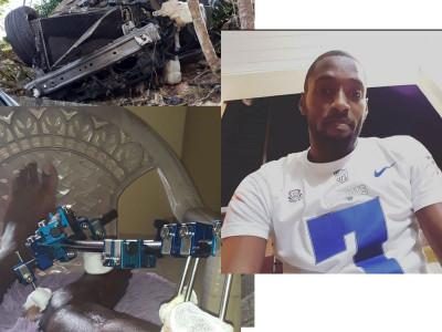 Urgent Orthopedic Surgery for Joel Jeremiah