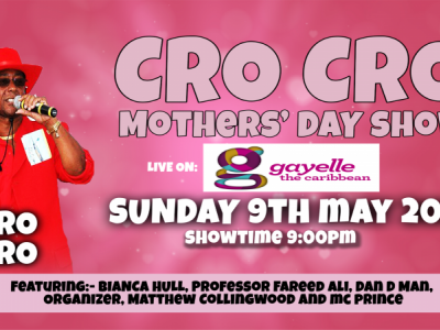 Cro Cro Mothers Day Show
