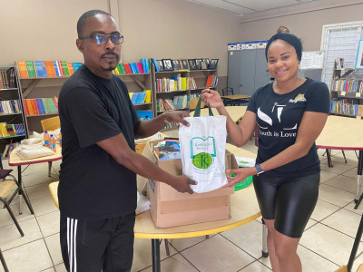 Support South is Love's Charity Drives for Vulnerable Communities