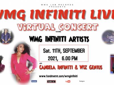 WMG INFINITI LIVE - VIRTUAL CONCERT
