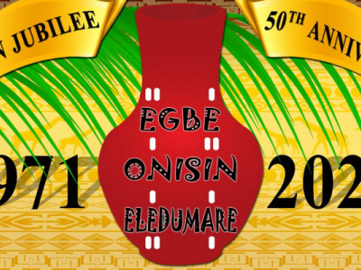 Egbe Onisin Eledumare.  GOLDEN  JUBILEE