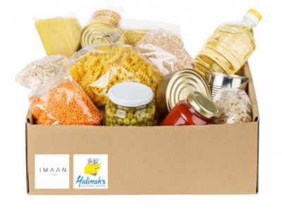 Covid-19 Single Mothers Hamper Drive - initiative of Imaan Trinidad & Halimah's Helping Hands