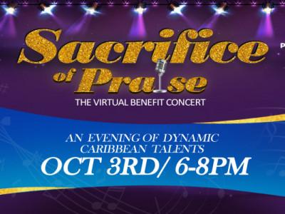 Sacrifice of PRAISE- Virtual Benefit Concert