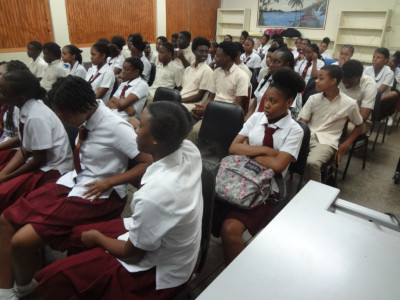 Laptops Acquisition for SEPOS Secondary School Students