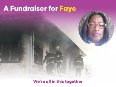Lost Home to a Fire -  Fundraiser for Faye